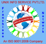 FRANCHISEE OF UNIX INFO SERVICE AT FREE OF COST* (P)